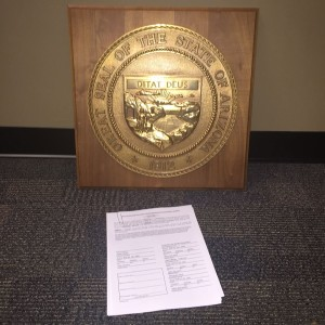 2016 Arizona marijuana legalization initiative filed at Arizona Secretary of State