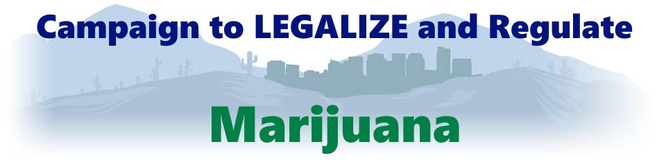 Legalize Mariuana Arizona