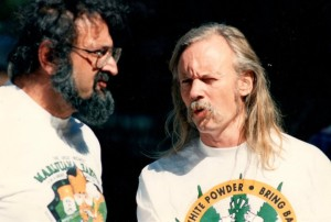 Jack Herer and Dana Beal