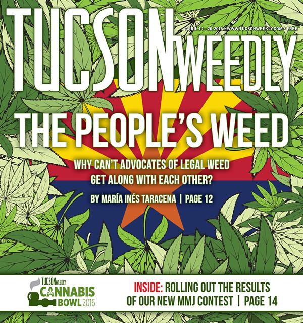 Tucson Weekly Marijuana